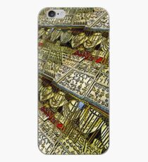 The Jewellery Store pattern bywhacky iPhone Case