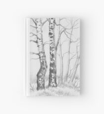 BIRCH TREE 01 Hardcover Journal
