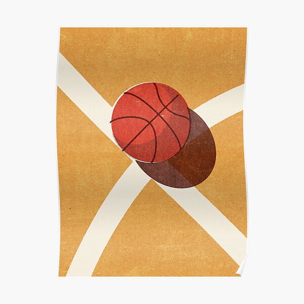BALLS / Basketball (Indoor) Poster