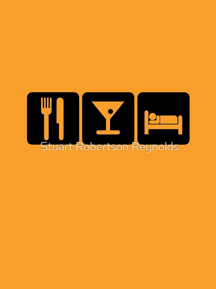 Eat, Drink, Sleep by Sparky2000