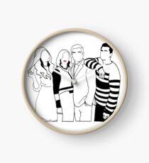 Reloj Schitt's creek Netflix Tv show Minimalista diseño