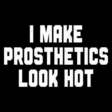 I Make Prosthetics Look Hot  by itsHoneytree