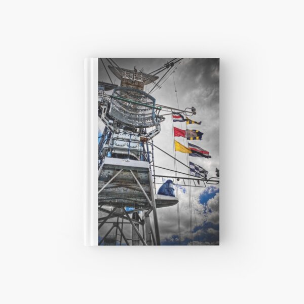 Superstructure Hardcover Journal