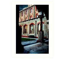 Abbotsford Convent Art Print