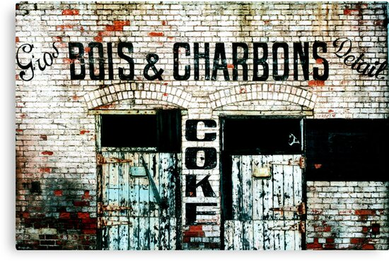 Bois & Charbons by RawPhotography