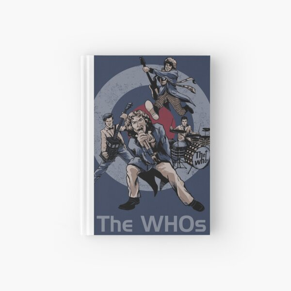 The WHOs Hardcover Journal