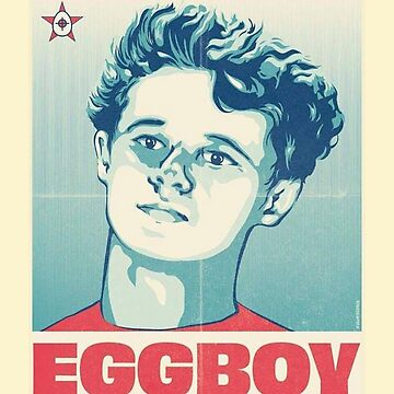 Egg Boy Aussie Hero Hope Poster by hadicazvysavaca