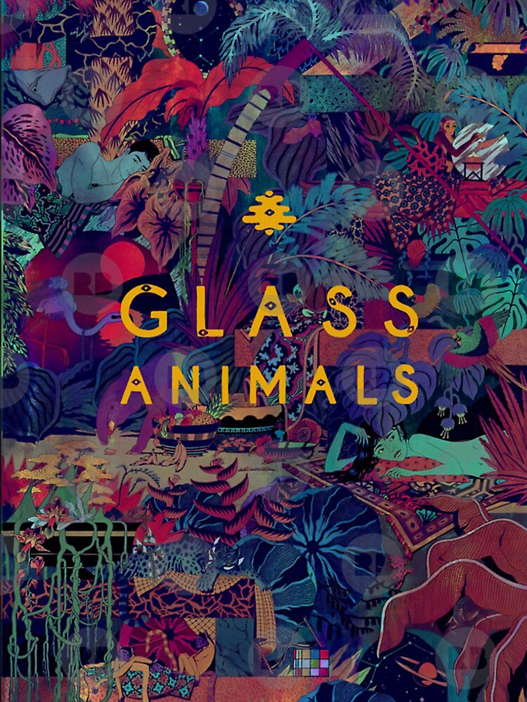 Glass Animals  by plobasulopf