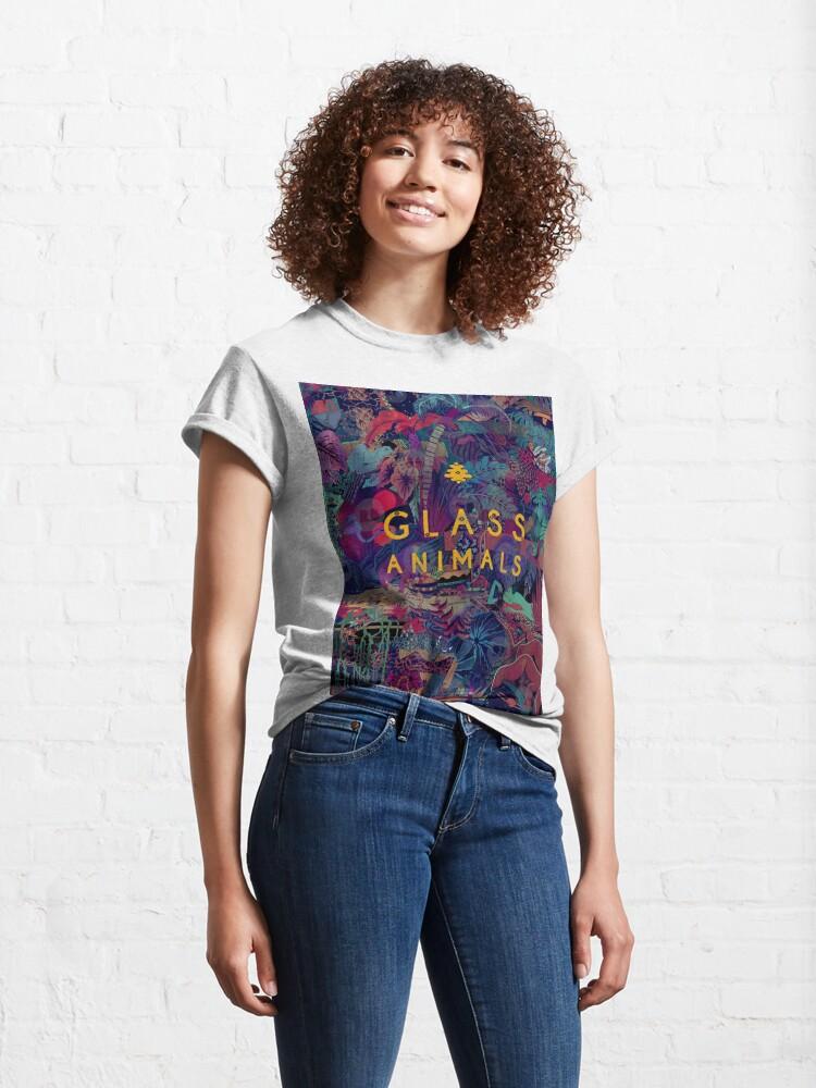Alternate view of Glass Animals  Classic T-Shirt