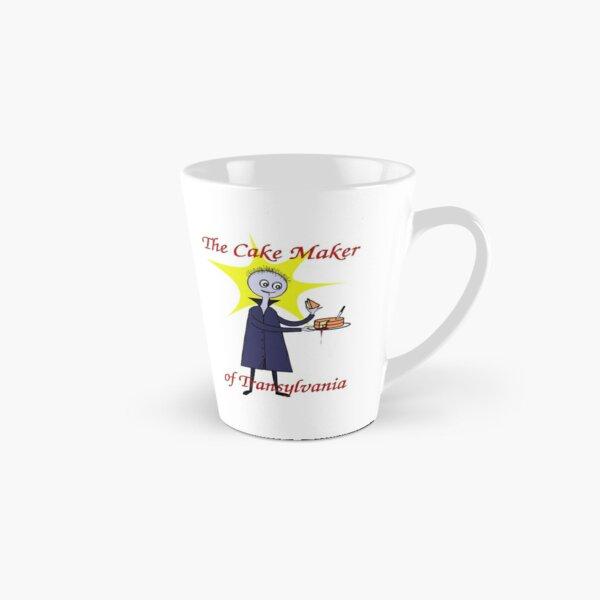 """The Cake Maker of Transylvania"" mugs Tall Mug"