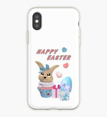 Kawaii Osterdesign iPhone-Hülle & Cover