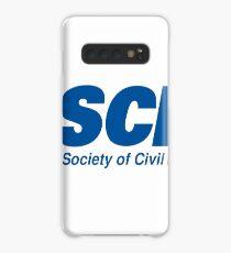 Amerikanische Gesellschaft der Bauingenieure (ASCE) Hülle & Klebefolie für Samsung Galaxy