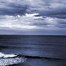 Last Wave, Logans Beach  by Kylie Reid