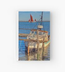 Sailing By Hardcover Journal