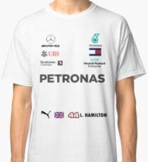 Kombination von Lewis Hamilton Classic T-Shirt