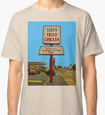 Lisa's Fried Chicken T-Shirt Classic T-Shirt