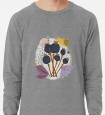 Fall Seed Pod Bouquet Lightweight Sweatshirt