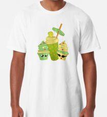 lustige 3D Cupcakes Longshirt