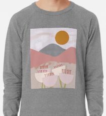 Desert Mountain Sunrise Lightweight Sweatshirt