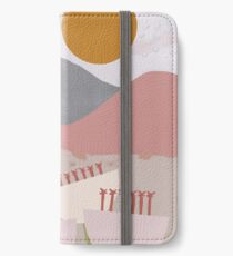 Desert Mountain Sunrise iPhone Wallet/Case/Skin