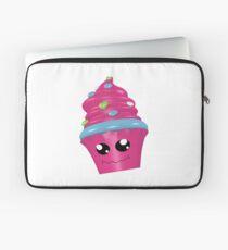 witziger Kawaii Cupcake Laptoptasche