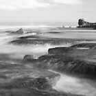 The Sphinx - Sorrento back beach by Jim Worrall