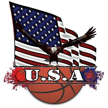 USA Basketball by futureimaging