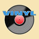 Vinyl  Record 4 Logo by Ra12