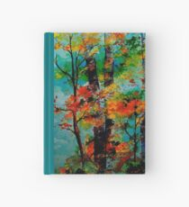 Blue Night... Hardcover Journal