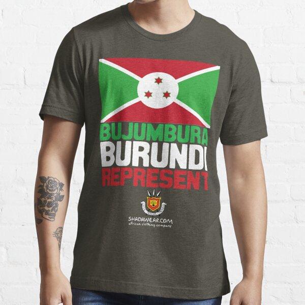 Burundi represent Essential T-Shirt