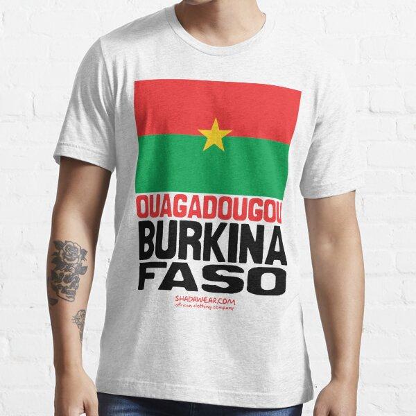 Burkina Faso represent Essential T-Shirt