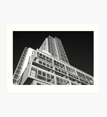 'Altitude' Apartments Art Print