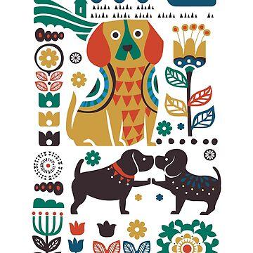 Scandinavian Beagle by Huebucket