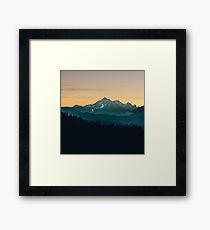 One Fine Day Framed Print