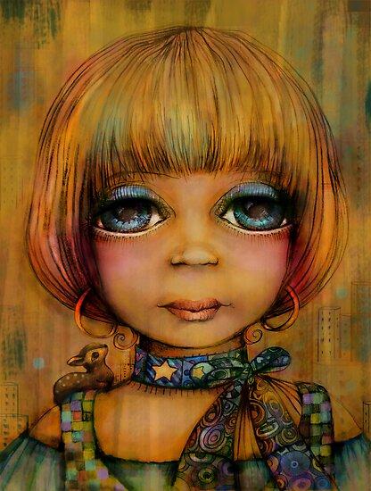 Lady Sunshine by Karin Taylor