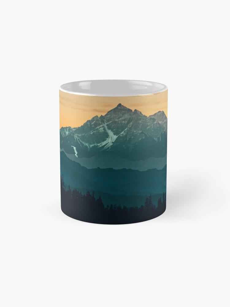 Alternate view of One Fine Day Mug