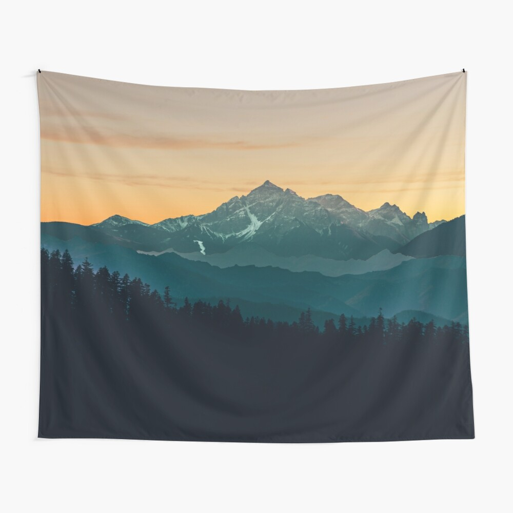 One Fine Day Wall Tapestry
