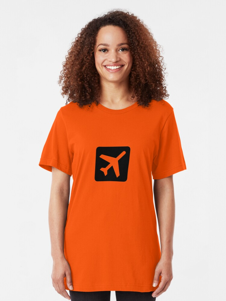 Alternate view of Plane Slim Fit T-Shirt