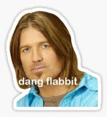 DANG FLABBIT x BILLY RAY CYRUS Sticker