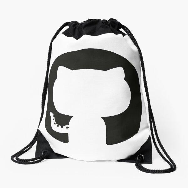 ★ github Drawstring Bag