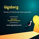 Gigsberg Events Key by bubbleicious