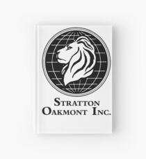 The Wolf of Wall Street Stratton Oakmont Inc. Scorsese Hardcover Journal