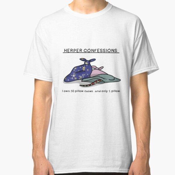 Herper confessions Classic T-Shirt