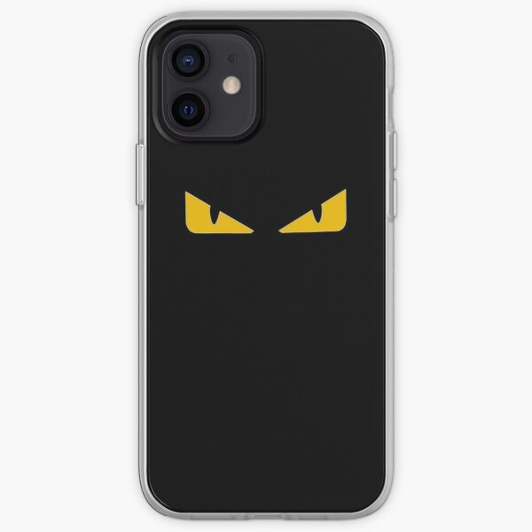 yellow eyes iPhone Soft Case