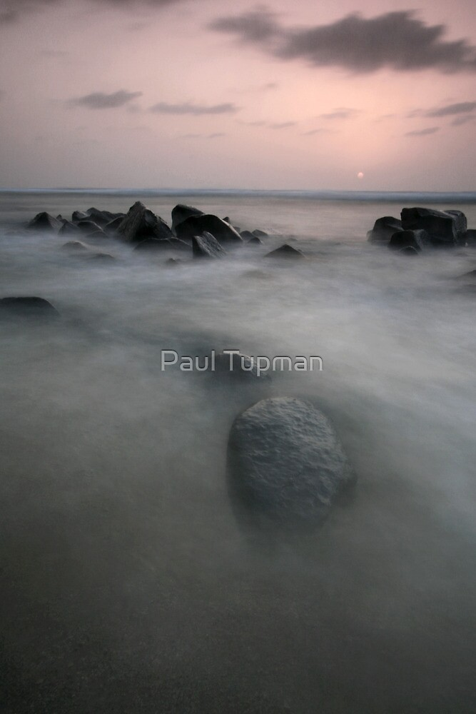 What Lies Ahead by Paul Tupman