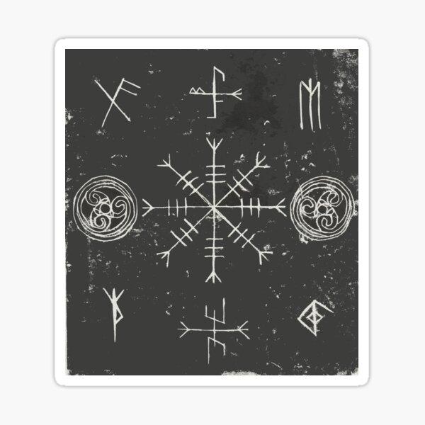Runic Talisman Sticker