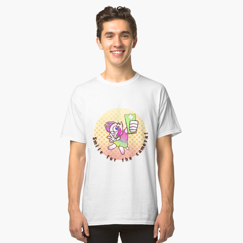 Smile for the Camera! Classic T-Shirt