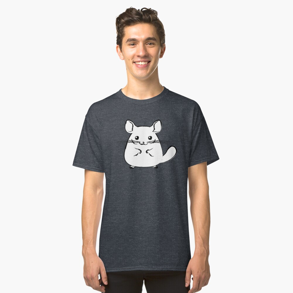 Chinchilla Sketch Classic T-Shirt