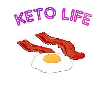 KETO LIFE by miniverdesigns