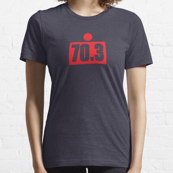 70.3 Half Ironman Triathlon Graphic Essential T-Shirt